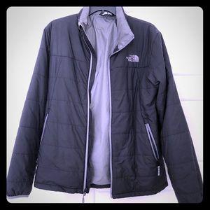 North face light padded jacket